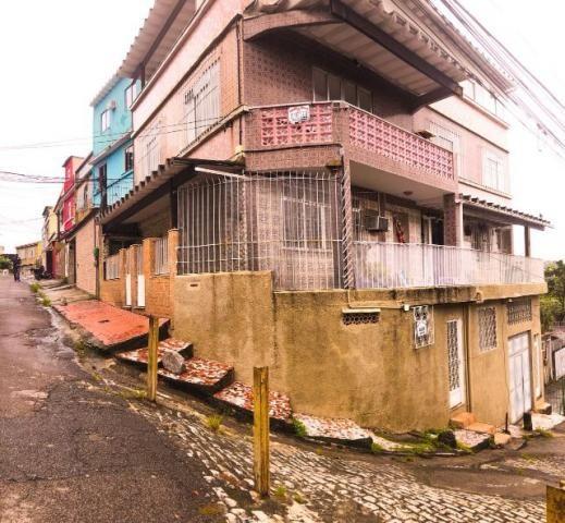 Apartamento tipo casa com 3 quartos em Inhaúma próximo Metrô
