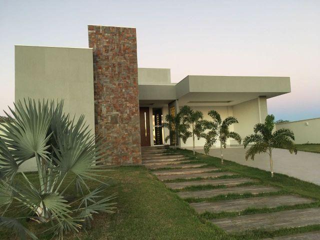 Casa 3 Suítes + Escritório, 380 m² no Polinésia - Alto Padrão