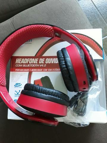 Headfone de ouvido