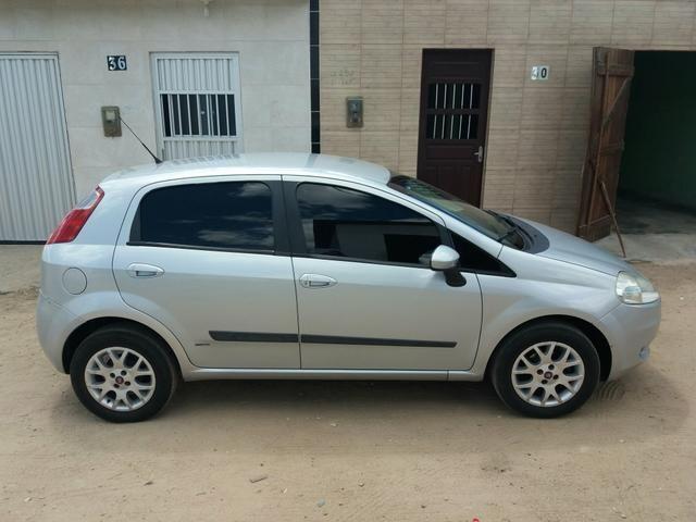 Fiat Punto ELX 1.4 08/09 completo