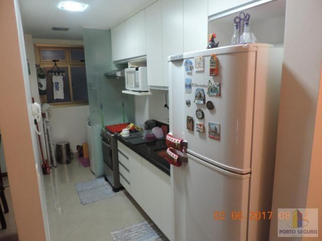 Apartamento para venda em vitória, jardim camburi, 2 dormitórios, 1 suíte, 2 banheiros, 1  - Foto 9