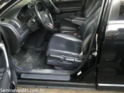 Honda CR-V 2.0 16V EX-L 4x4 2009 Preta - Foto 6