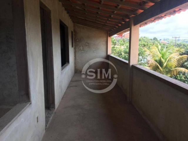 Casa com 5 dormitórios à venda, 350 m² por r$ 390.000 - vinhateiro - são pedro da aldeia/r - Foto 10