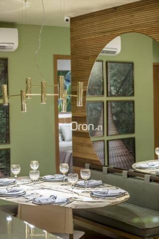 Apartamento com 3 dormitórios à venda, 84 m² por R$ 524.000,00 - Setor Oeste - Goiânia/GO - Foto 10