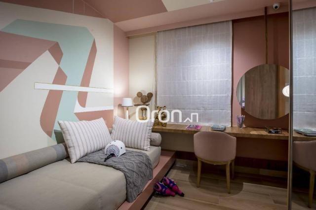Apartamento com 3 dormitórios à venda, 84 m² por R$ 524.000,00 - Setor Oeste - Goiânia/GO - Foto 14