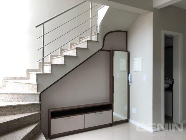Casa de condomínio à venda com 3 dormitórios em Niterói, Canoas cod:12765 - Foto 9