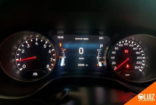 COMPASS 2018/2018 2.0 16V FLEX LIMITED AUTOMÁTICO - Foto 6