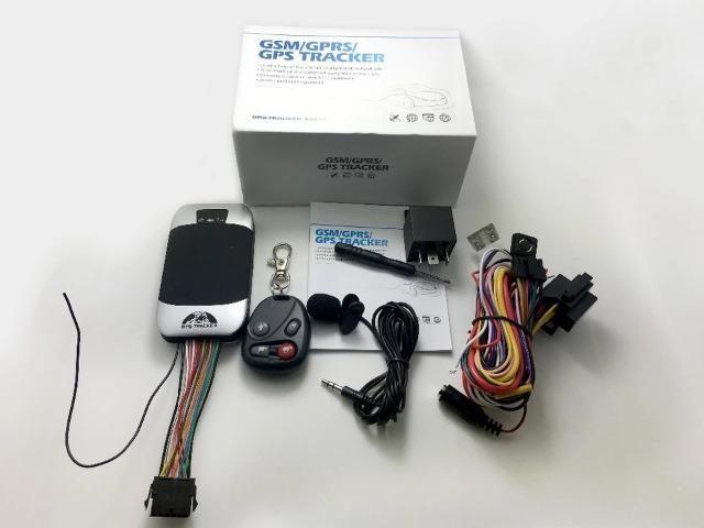Rastreador e Bloqueador, Escuta Interna, Instalado com NF e garantia - Foto 2