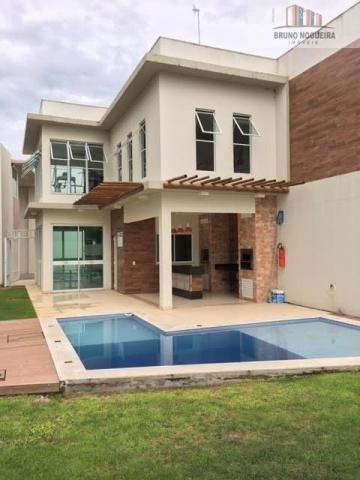 Casas duplex em condominio no eusebio com 3 quartos e lazer - Foto 4