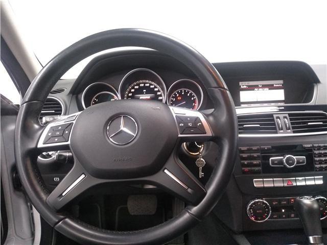 Mercedes-benz C 180 1.6 cgi sport 16v turbo gasolina 4p automático - Foto 13