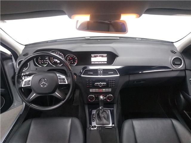 Mercedes-benz C 180 1.6 cgi sport 16v turbo gasolina 4p automático - Foto 12