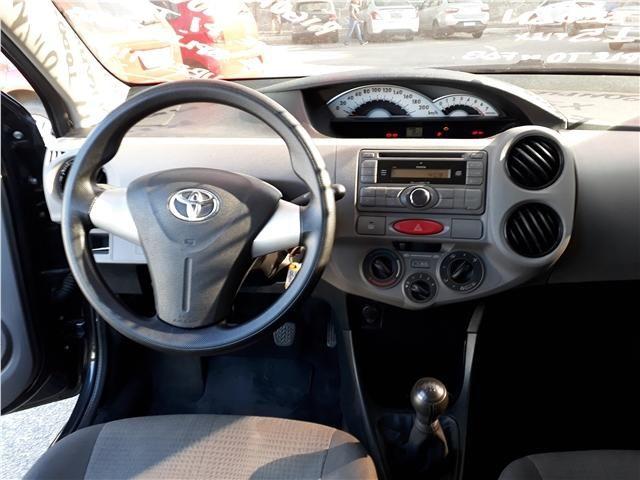 Toyota Etios 1.5 xs sedan 16v flex 4p manual - Foto 8