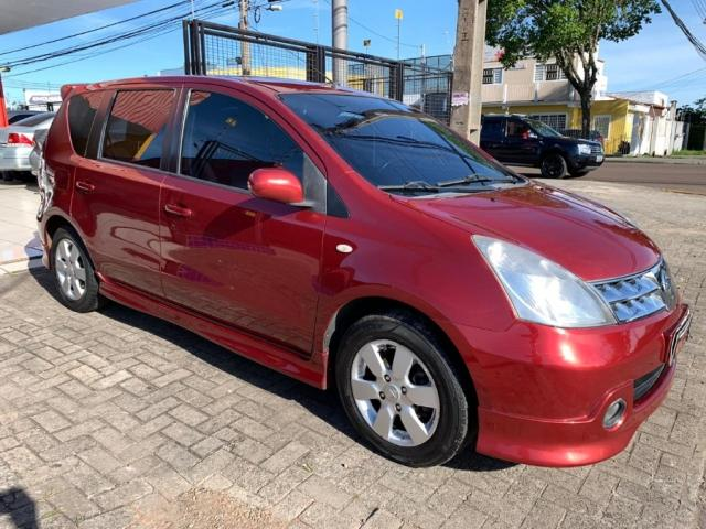 Nissan Livina sl 1.8 4P - Foto 3