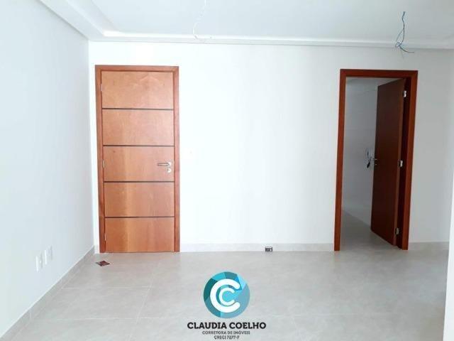 Lindíssimo apartamento, com área de lazer, em Guarapari na praia do morro! - Foto 11