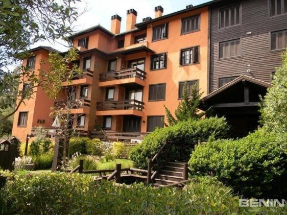 Apartamento à venda com 2 dormitórios em Centro, Gramado cod:14858