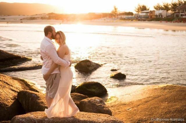 Fotografia de Ensaio de Casamento