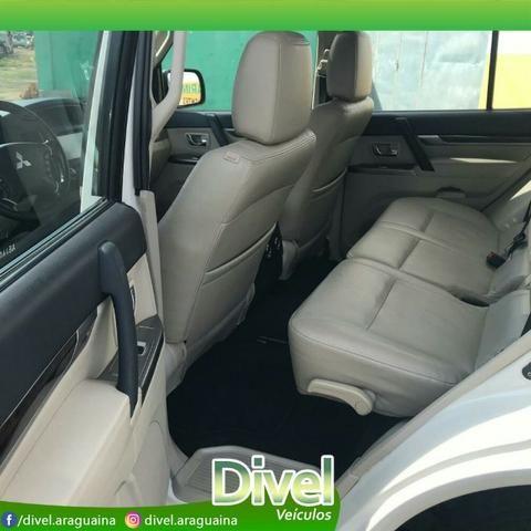 Mitsubishi Pajero hpe 3.2 4X4 Aut. Diesel 2014 - Foto 9