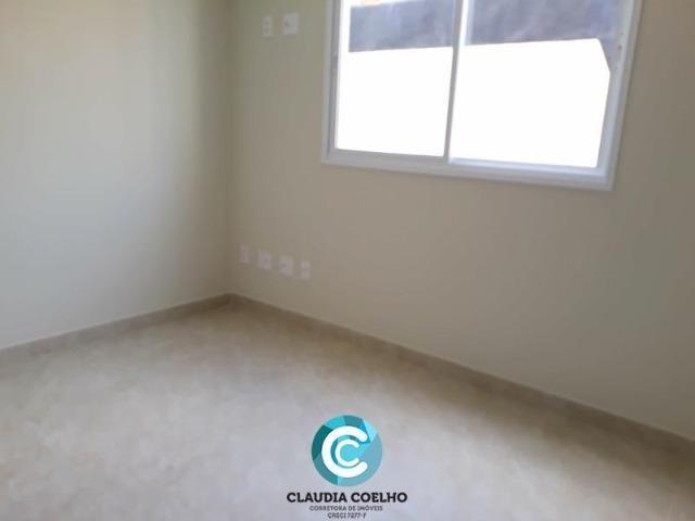 Lindíssimo apartamento, com área de lazer, em Guarapari na praia do morro! - Foto 17
