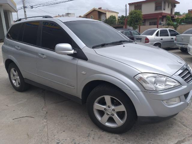 Kyron 20.0 4x4 Diesel completa - Motor Mercedes - nova - Foto 2