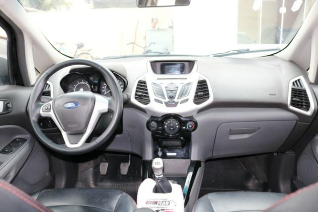 Ford EcoSport Freestyle 1.6 Flex 5p Mec - Foto 4