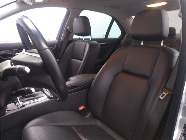 Mercedes-benz C 180 1.6 cgi sport 16v turbo gasolina 4p automático - Foto 9