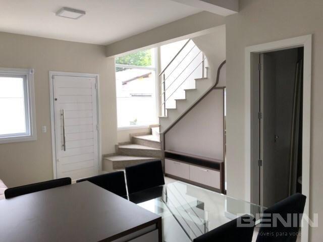 Casa de condomínio à venda com 3 dormitórios em Niterói, Canoas cod:12765 - Foto 5