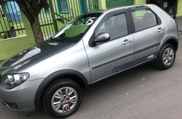 Fiat Palio 2015 impecável