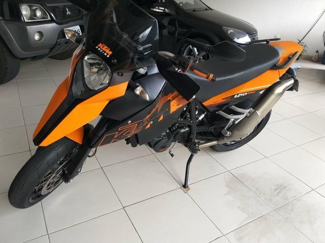 Relíquia moto ktm 690= a 0km