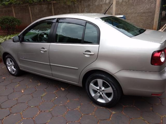 """Polo Sedan (Imotion) 2014 """"Completo"""" único dono"""""""