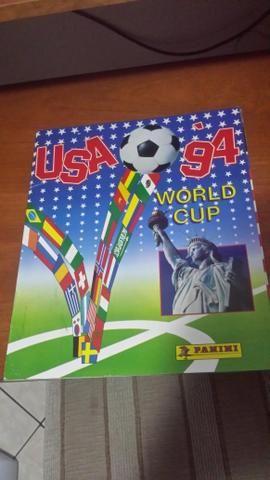 Reedição do album da copa de 1994