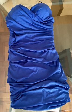 Vestido Ágatha azul