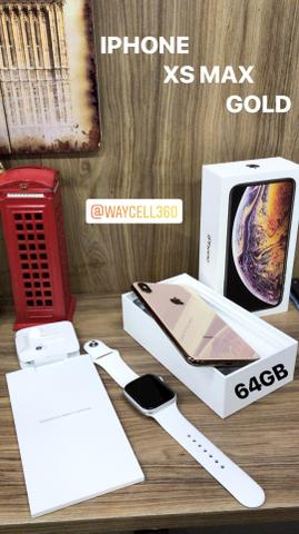 Vendo iPhone XS Max 64gb gold