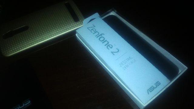 Zenfone 2 32 GB defeito na tela