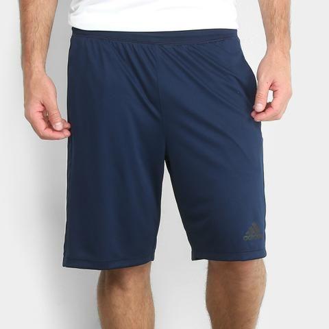 16f2982261 Bermuda Adidas D2M 3S Masculino - Roupas e calçados - Jardim 25 De ...