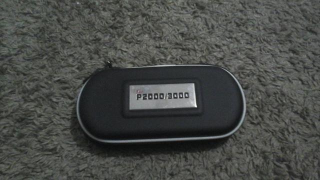 Estojo para psp 2000/3000