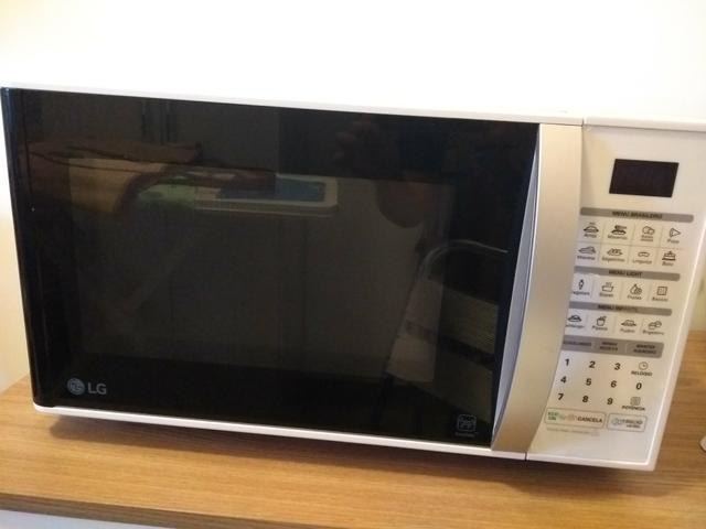Microondas novo 110v