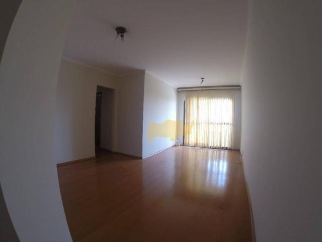 Apartamento residencial para locação, Centro, Rio Claro.