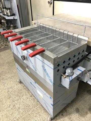 Fritadores /frituras - industriais água e óleo / elétrico ou gás / - a partir r$ 2290,00 - Foto 3