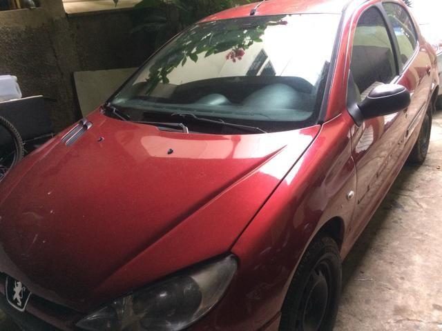 Peugeot 206 2008 1.4 troco facilito pgto com entrada completo