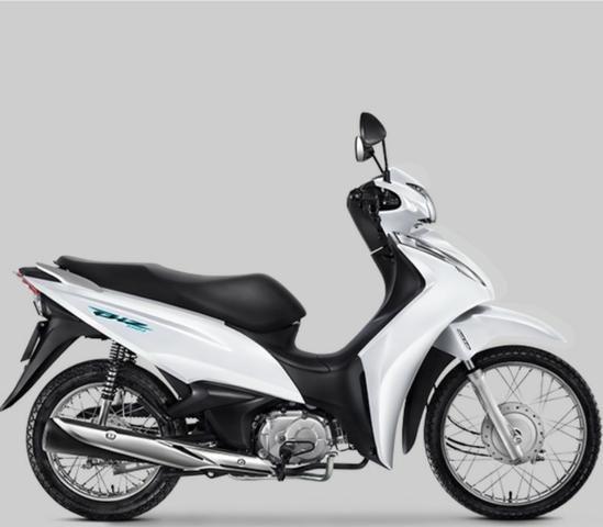 Honda Biz 110i (michely)