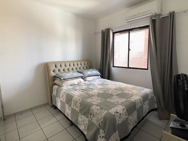 Apartamento 3 quartos, 1 suíte + Dep. em Olinda c/ 96m2 troca por maior - Foto 9