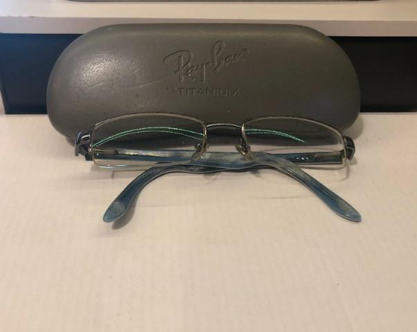 Armação para óculos de Grau - Ray-Ban (original) - Bijouterias ... c505354d8b