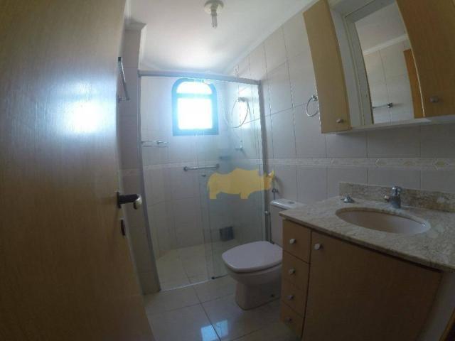 Apartamento residencial para locação, Centro, Rio Claro. - Foto 9