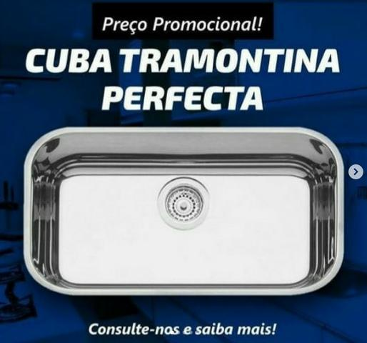 Cuba Tramontina - Loja da Fábrica - Elemental Mármores