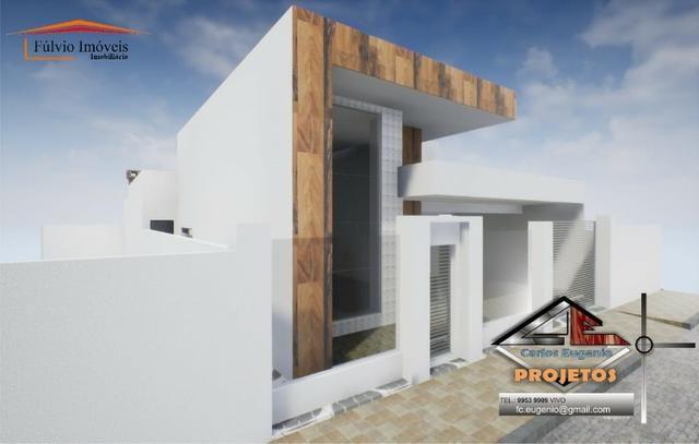 Excelente oportunidade! Empreendimento No Jóquei! Casa em fase de acabamento - Foto 15