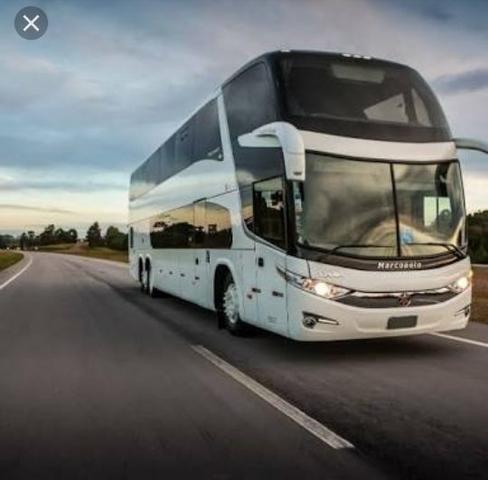 Ônibus Ld G7 1600 Marcopolo Scania K400