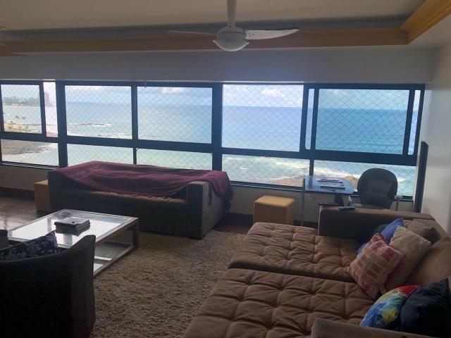 Apto Luxo, Vista Mar. Pé na Areia - Foto 12