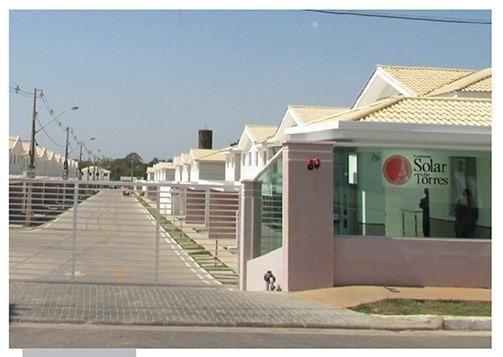 Casa em condomínio Solar das Torres - Bairro Santa Cruz 2