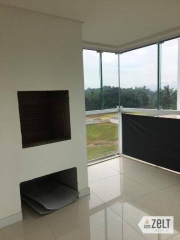 Apartamento com 3 dormitórios à venda, 179 m² por R$ 748.100,00 - Nações - Indaial/SC - Foto 17