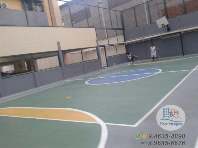 Apto no Monte Castelo, 190 mil, Elevador, 68 m², 3 quartos, 1 vagas, Belvedere Park - Foto 8